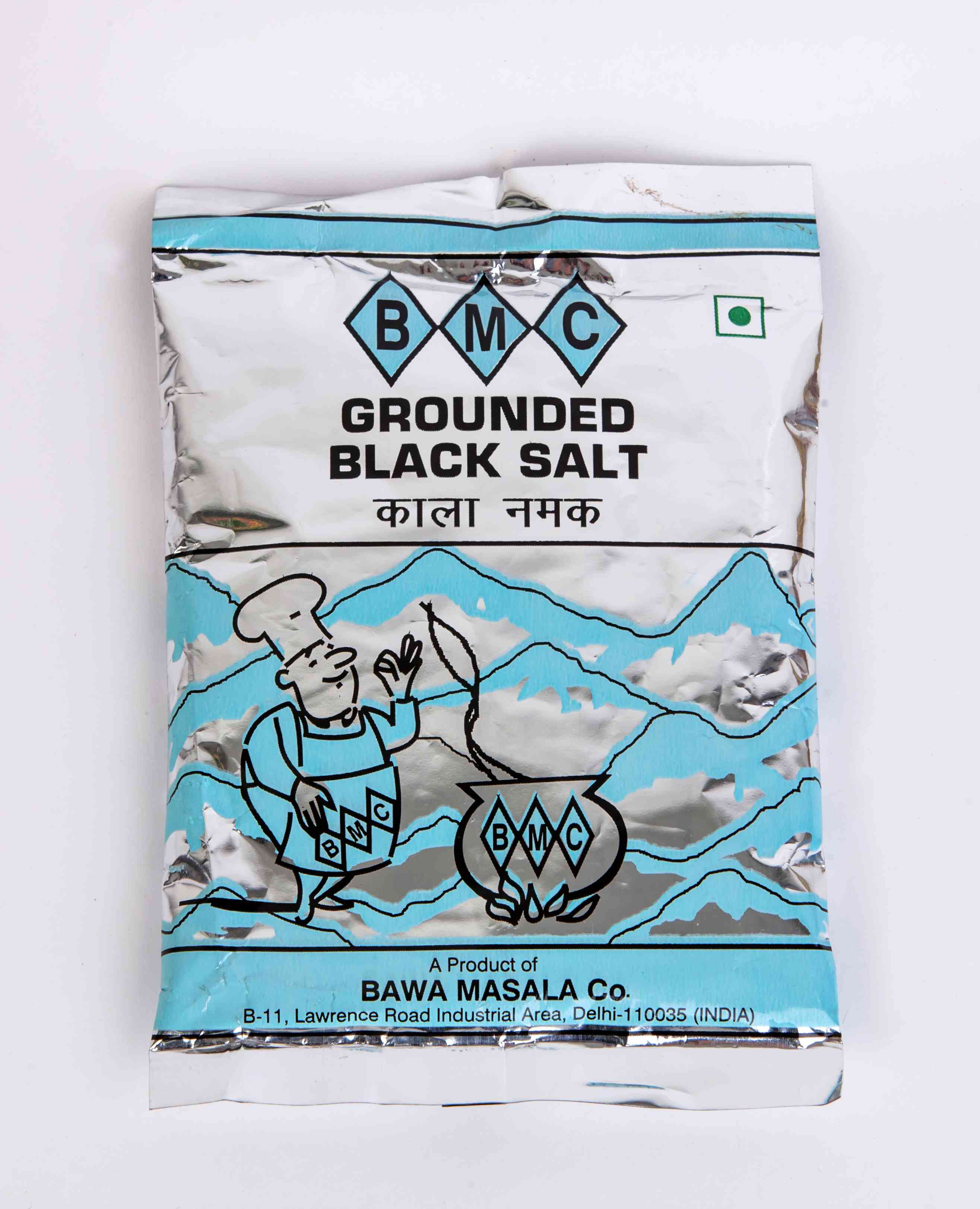 Черная соль 100 гр BMC/Black Salt (Kala Namak) 100 gm BMC