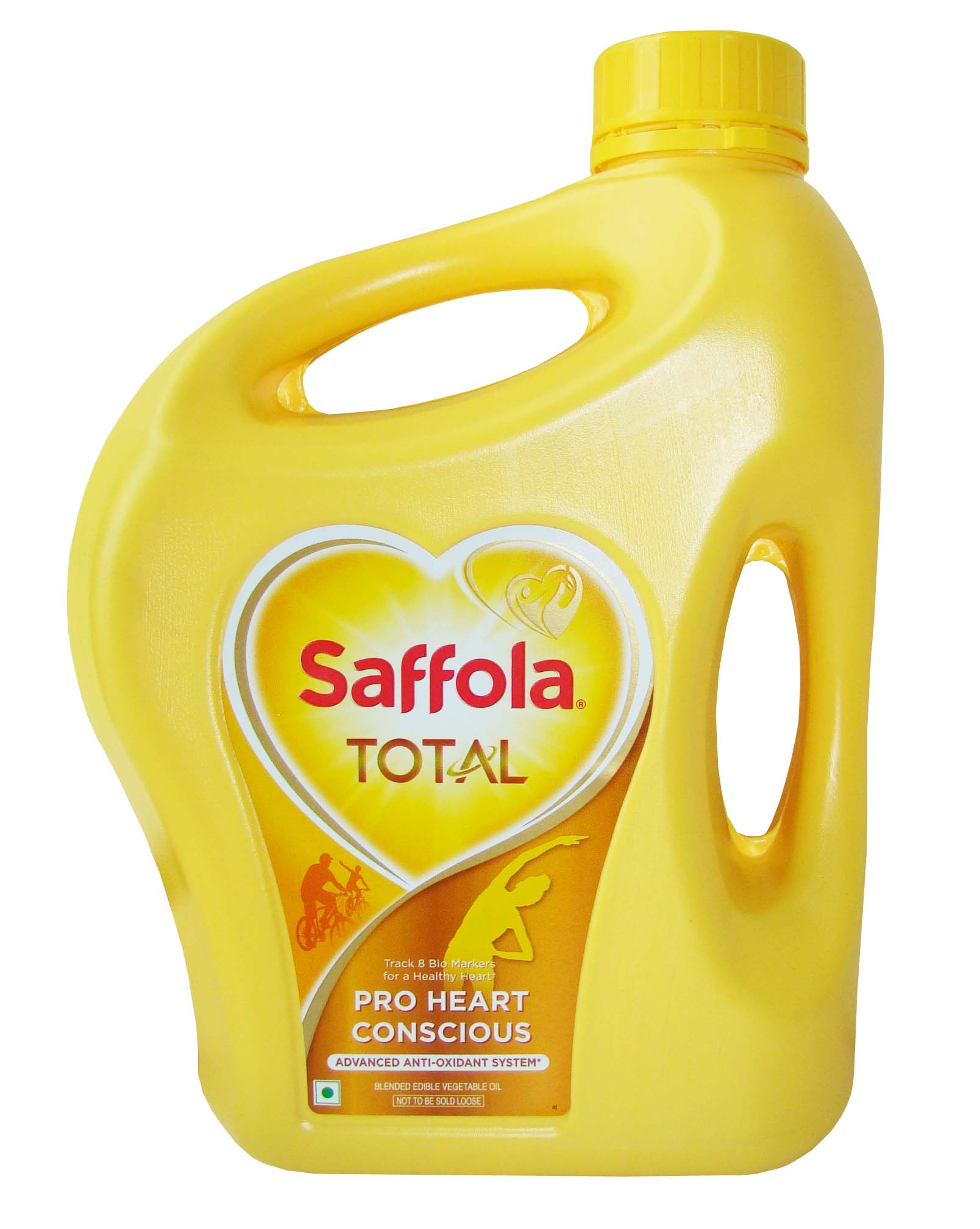 Саффола Тотал, 2л/Saffola Total Cooking Oil 2Litre